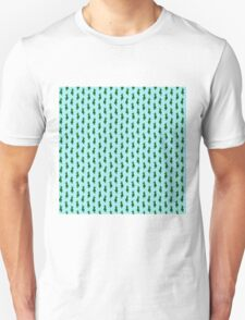 Millions of Martians wallpaper T-Shirt