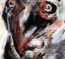 CrowMan by Tatjana Larina
