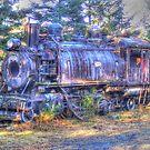 Train 1 by Larry Kohlruss