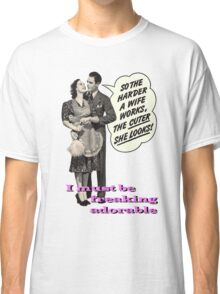 I'm adorable - pg version Classic T-Shirt