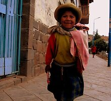 A Young Inca by dher5