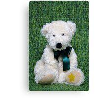Sparkles The Wishing Bear Canvas Print