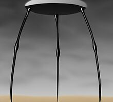 SURREALISM - Standing Disc by surreal77