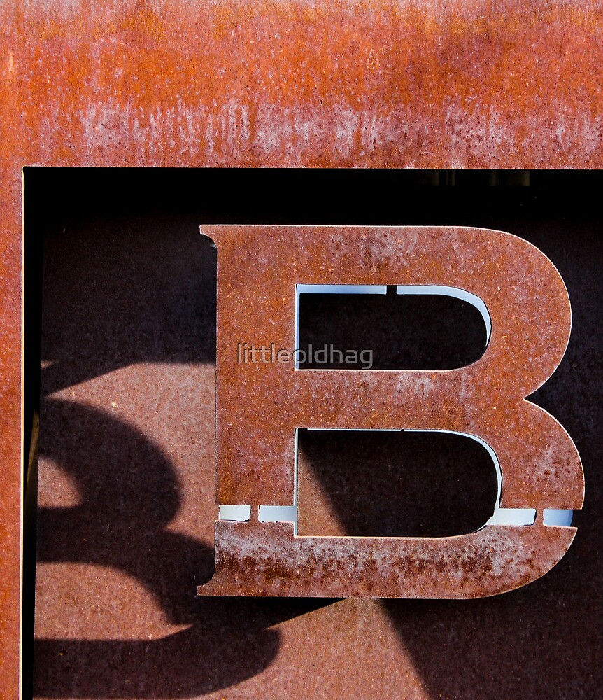B Squared by littleoldhag
