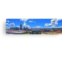 Omaha Skyline  Canvas Print
