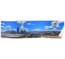 Omaha Skyline  Poster