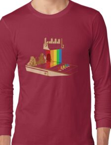 All Natural Gummy Bears Long Sleeve T-Shirt