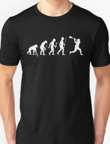 Evolution of Man and Lacrosse Funny Shirt T-Shirt