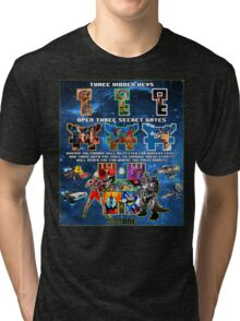 Anorak's Invitation - Ready Player One (ULTIMATE FANBOY EDITION) Tri-blend T-Shirt