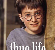 Harry Potter Thug Life by Jimbob97