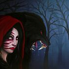 Rise of the Scarlet Daughter by mdarkside