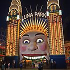Old King Cole Welcome to Luna Park by TonyCrehan