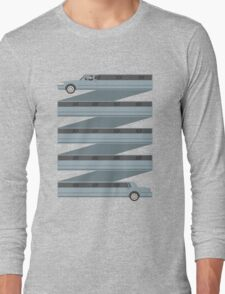 Stretched Out Limo Long Sleeve T-Shirt
