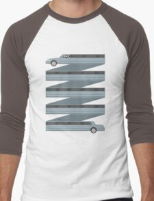 Stretched Out Limo Men's Baseball ¾ T-Shirt