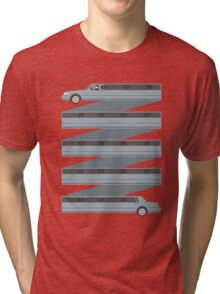 Stretched Out Limo Tri-blend T-Shirt