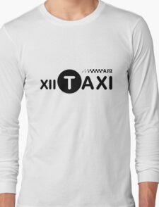 XII Taxi Long Sleeve T-Shirt