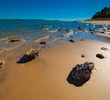 1770 Captain Cook landed here! Queensland Australia by PhotoJoJo