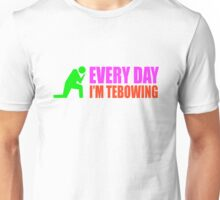 Tebowing Unisex T-Shirt