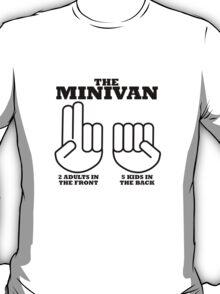 MINIVAN #1 T-Shirt