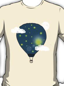 Balloon-Moon T-Shirt