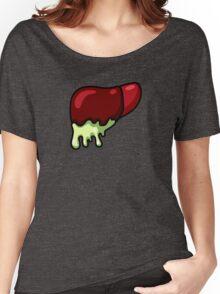 Little Liver Women's Relaxed Fit T-Shirt