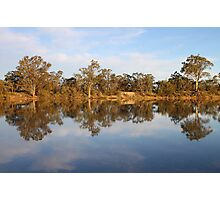 River Murray Reflections Photographic Print