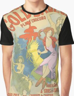 Plaisir au Gold Saucer Graphic T-Shirt
