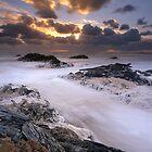 """Edge of the World"" ? Arthur River, Tasmania - Australia by Jason Asher"