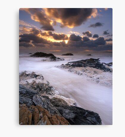 """Edge of the World"" ∞ Arthur River, Tasmania - Australia Canvas Print"