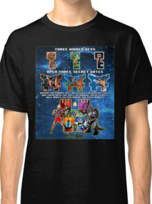 Anorak's Invitation (Version 2) - Ready Player One Classic T-Shirt