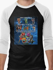 Anorak's Invitation (Version 2) - Ready Player One Men's Baseball ¾ T-Shirt