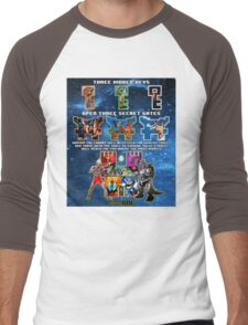 Anorak's Invitation (Version 2) - Ready Player One Men's Baseball ¾ T-Shirt