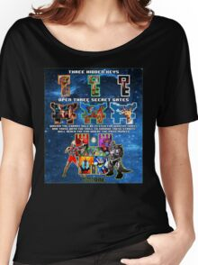 Anorak's Invitation (Version 2) - Ready Player One Women's Relaxed Fit T-Shirt