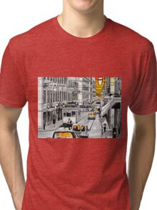 Splash Cities - Lisboa Tri-blend T-Shirt