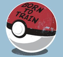 Full Metal Trainer- Pokemon Shirt Baby Tee