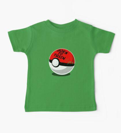Full Metal Trainer- Pokemon Shirt Baby Tee