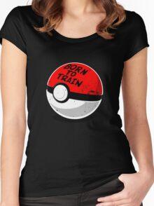 Full Metal Trainer- Pokemon Shirt Women's Fitted Scoop T-Shirt