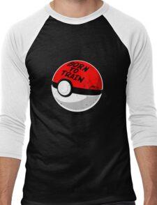 Full Metal Trainer- Pokemon Shirt Men's Baseball ¾ T-Shirt