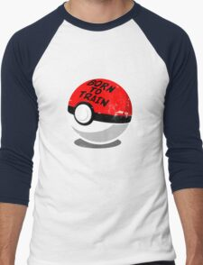Full Metal Trainer- Pokemon Shirt Men's Baseball ¾ T-Shirt