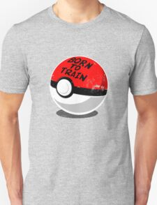 Full Metal Trainer- Pokemon Shirt Unisex T-Shirt