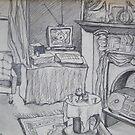 Darren's Lounge by Thea T