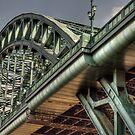 HDR Tyne Bridge by Great North Views
