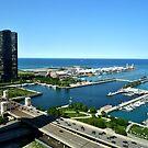 Navy Pier , Chicago by eyeland