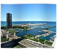 Navy Pier , Chicago Poster