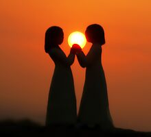 Peace, Love and Friendship by David Alexander Elder