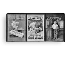 Preserve Bacon and Beer Canvas Print