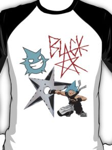 Black Star- Soul Eater T-Shirt