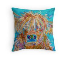 Big Alf Throw Pillow