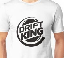 Drift King Burger Unisex T-Shirt