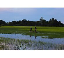 Majuli Island Photographic Print